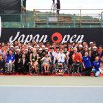 2017年 JAPAN OPEN オフショット【JAPAN OPEN】